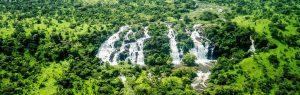 Aruu Falls Uganda