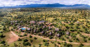 Adere Safari Lodge in Kidepo NP